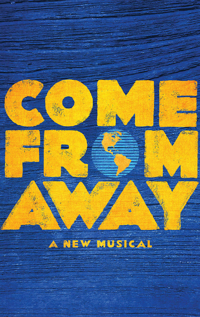 Come From Away Logo