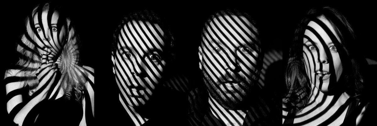 press - Beetlejuice - Kerry Butler - Rob McClure - Adam Dannheisser - Leslie Kritzer - 08/2018 - Darren Cox/SpotCo