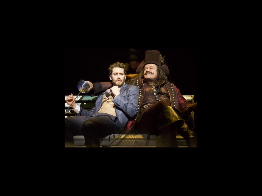 PS - Finding Neverland - wide - 3/15 - Matthew Morrison - Kelsey Grammer