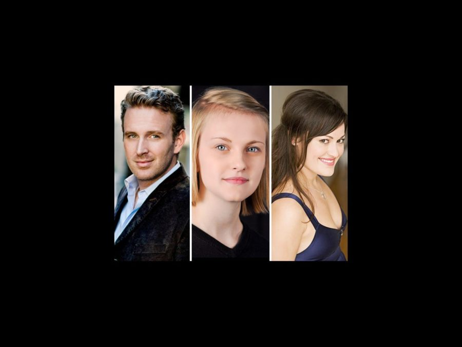 TOUR - The Sound of Music - Ben Davis - Kerstin Anderson - Ashley Brown - wide - 7/15
