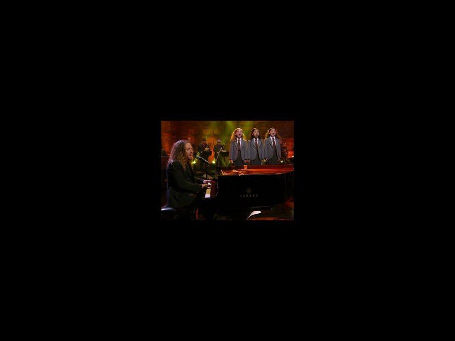 WI - Tim Minchin and Matilda on Conan - 6/16