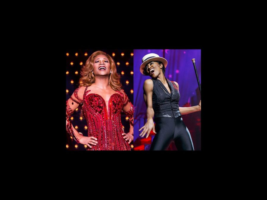 Tony winners - Billy Porter - Patina Miller -6/13