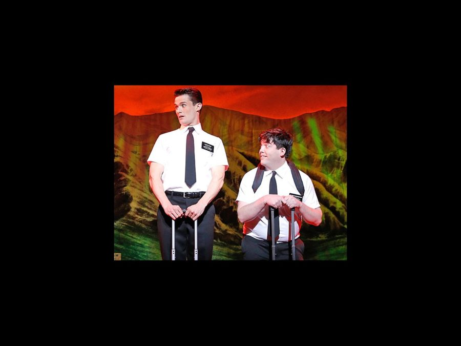 PS - Book of Mormon - tour - Mark Evans - Christopher John O'Neill - wide - 4/13
