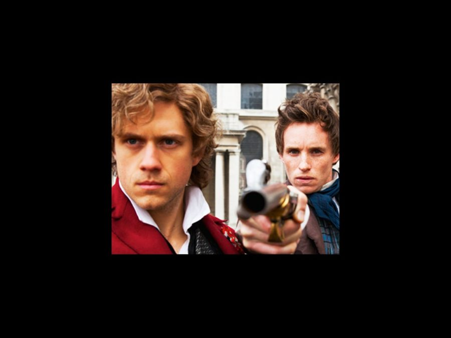 Hot Shot - Les Miserables Movie - Aaron Tveit - Eddie Redmayne
