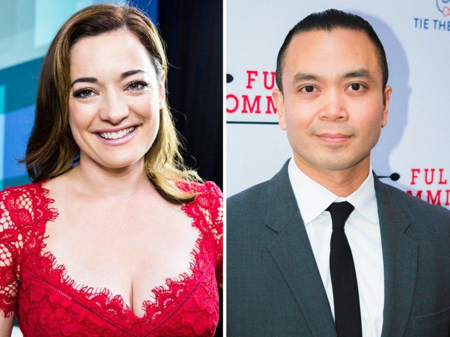 Laura Michelle Kelly - Jose Llana - 9/16 - Caitlin McNaney and Emilio Madrid-Kuser