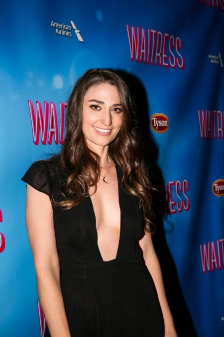 Sara Bareilles - Waitress Opening - Photo: Caitlin McNaney - 12/16