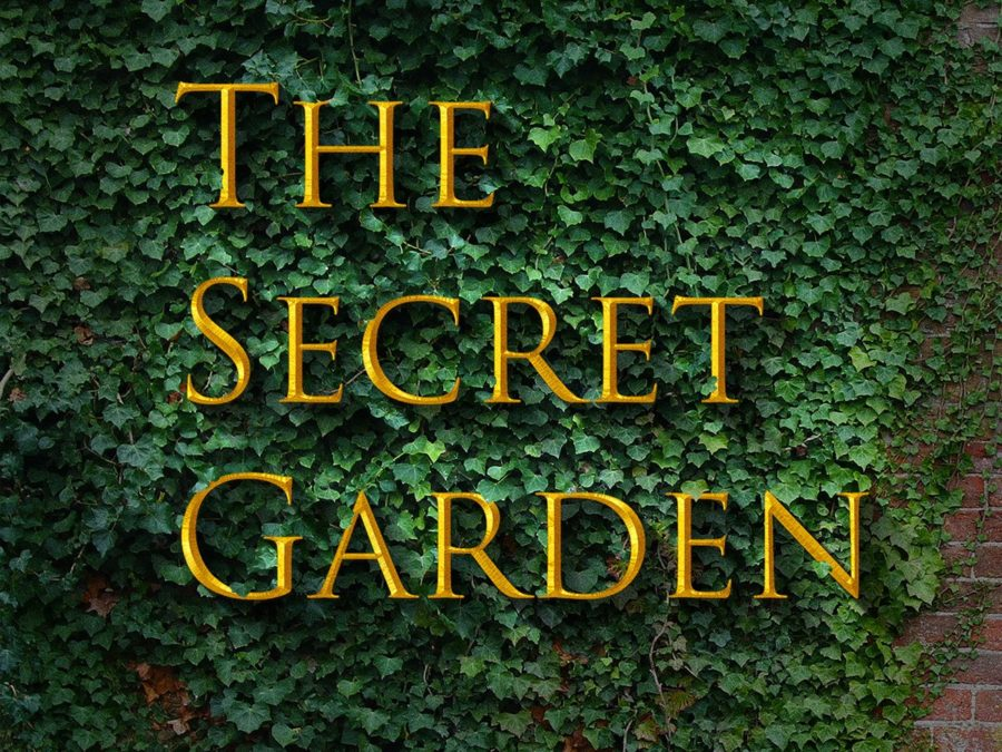 The Secret Garden - 2/18 - Large - USE THIS