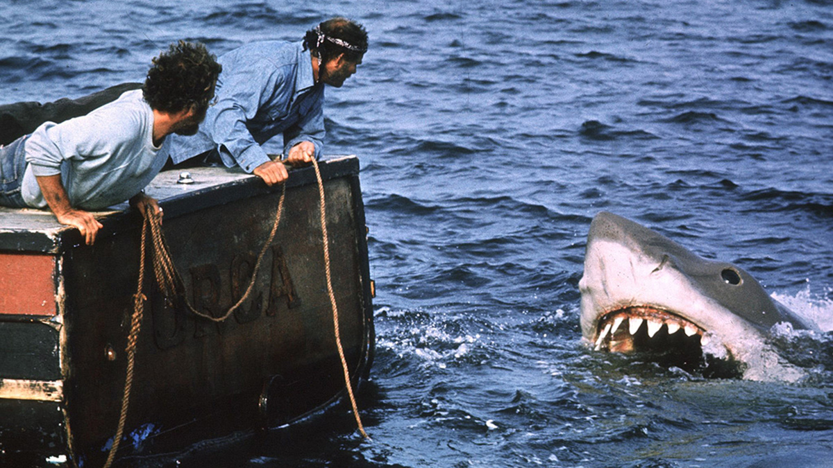 jaws - universal pictures