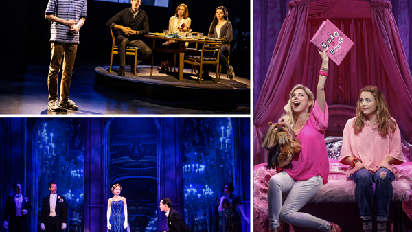 Dear Evan Hansen, Mean Girls, and Anastasia are part of the 19/20 Season!